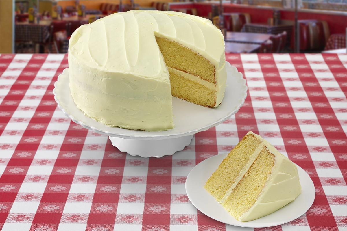 Recipe For Portillos Lemon Cake