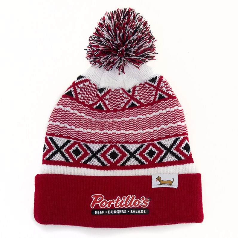 Portillo's Winter Hat