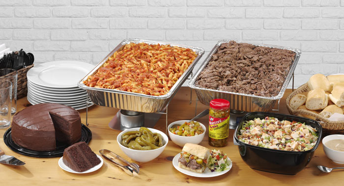 Portillo's Catering