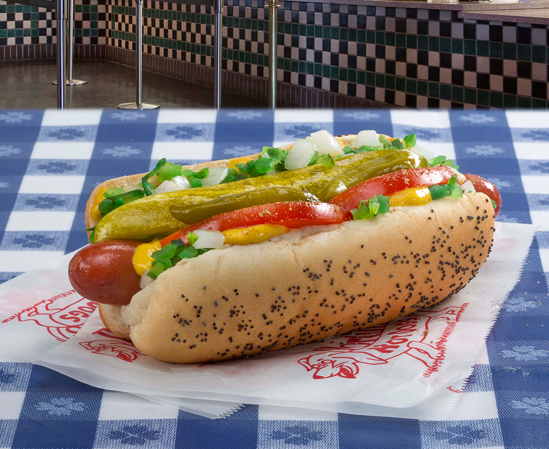 Free Hot Dogs Portillo