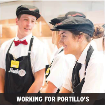 Working for Portillos