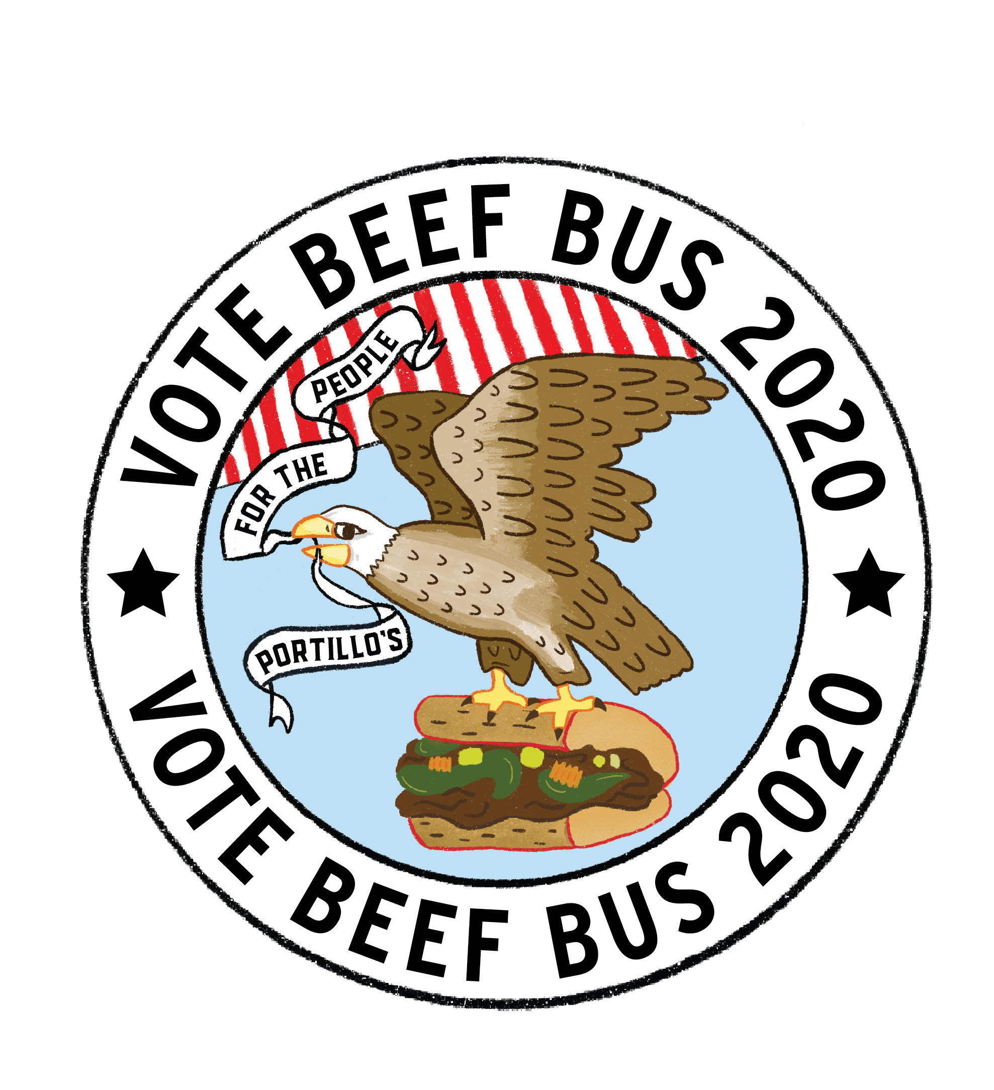 The Beef Bus is Here